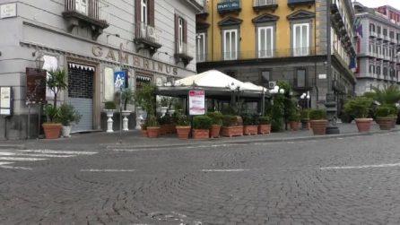 Covid-19, Campania in Zona rossa; i cittadini: così non si vive