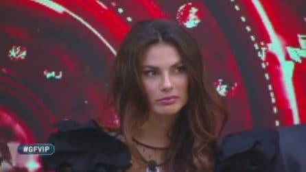 Dayane Mello salva al televoto durante la ventesima puntata del GF Vip