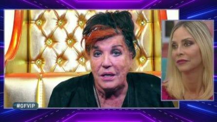 Patrizia De Blanck litiga con Stefania Orlando e Tommaso Zorzi