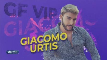 Grande Fratello VIP - Giacomo Urtis: il primo ospite di Grande Fratello Vip