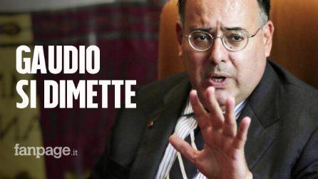 """Gaudio si dimette da commissario della sanità in Calabria: """"Mia moglie non vuole trasferirsi"""""""