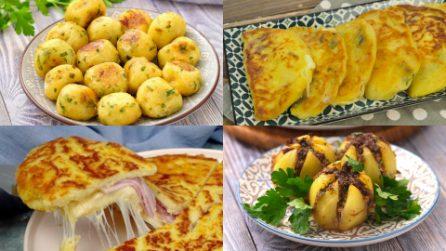 4 Ricette con le patate così sfiziose che ti leccherai i baffi!