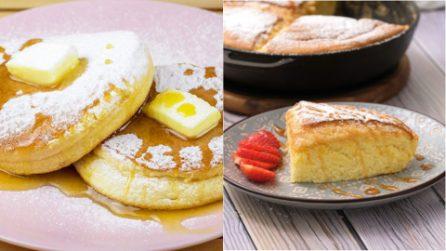 3 Modi originali per preparare dei pancakes fuori dal comune!