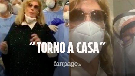 """Iva Zanicchi guarita dal Covid: """"I medici prima eroi, ora li denigriamo. Loro ci salvano la vita"""""""