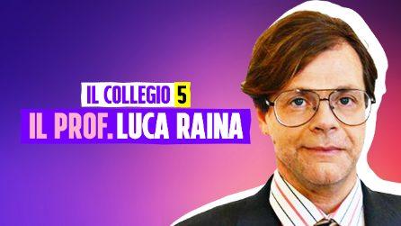 """Luca Raina: """"Il Collegio è come Harry Potter, doveva parlare ai bambini e invece parla a tutti"""""""