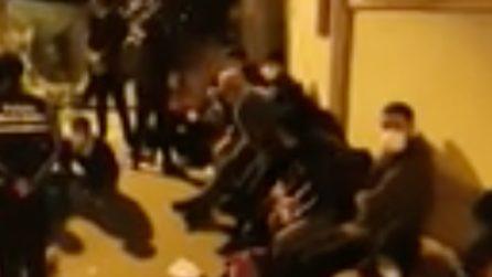 Sbarco di migranti in Penisola Sorrentina: salumiera apre il negozio per sfamarli