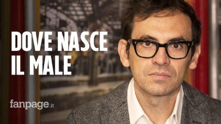 """Nicola Lagioia racconta La città dei vivi: """"L'omicidio Varani mi ha cambiato la vita"""""""