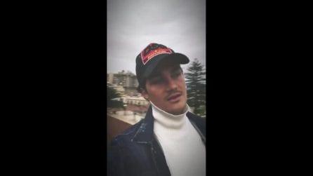 """Giuliano, fidanzato di Adua Del Vesco: """"Non mi permettono di intervenire al GFVip"""""""