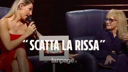 """All Together Now, frecciatine tra Rita Pavone e Anna Tatangelo: """"Scatta la rissa"""""""