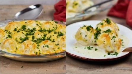 Bechamel potatoes: the creamiest dish ever!