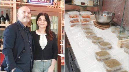 Pasti gratis alle persone in crisi per il Covid: l'iniziativa virtuosa di un ristoratore
