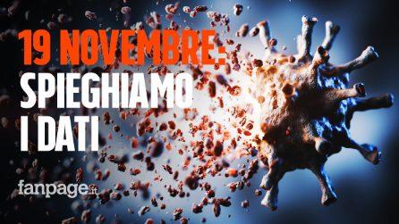 Coronavirus Italia, dati spiegati: finalmente qualche buona notizia in questa seconda ondata