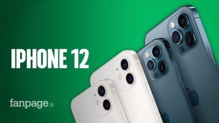 iPhone 12, Mini, Pro e Pro Max: cosa cambia e quale modello scegliere