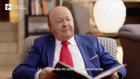 Massimo Boldi, complottista del Covid-19 scelto da Regione Lombardia come testimonial: il video