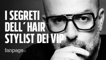 Dal primo taglio a Paola Barale alle tendenze per l'inverno: intervista a Mauro Situra, l'hair stylist dei vip