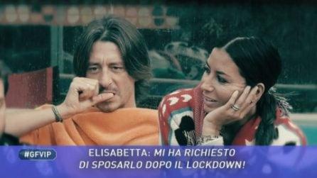Flavio Briatore dice la sua sulla presunta proposta di matrimonio a Elisabetta Gregoraci