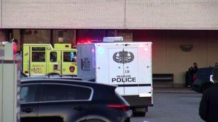 Usa, sparatoria nel Wisconsin: 8 persone sono rimaste ferite