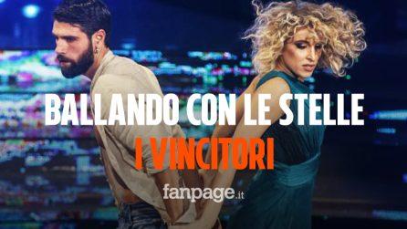 Ballando con le stelle 2020, la finale: i vincitori sono Gilles Rocca e Lucrezia Lando