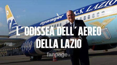Maltempo a Crotone, l'odissea dell'aereo della Lazio: paura tra i giocatori