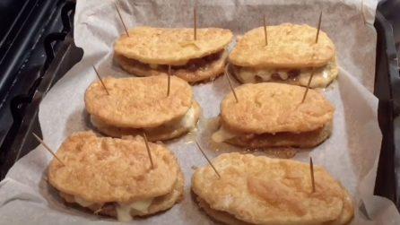 Patate impanate e ripiene: la ricetta del secondo piatto veloce e saporito
