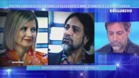 """Pietro Delle Piane: """"Non ho tradito Antonella Elia"""""""