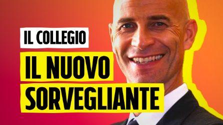 """Il Collegio 5, il sorvegliante Massimo Sabet: """"Avevo fatto il provino come professore"""""""