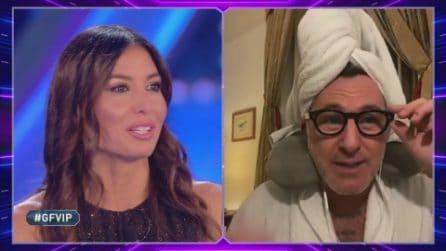 """GF Vip, Elisabetta Gregoraci e i suoi flirt: """"Bettuzzi è stato importante, Coletti è un amico"""""""