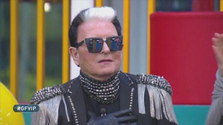 Cristiano Malgioglio nuovo concorrente del GF Vip