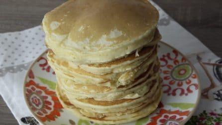 Pancakes soffici: la ricetta per averli davvero perfetti e golosi