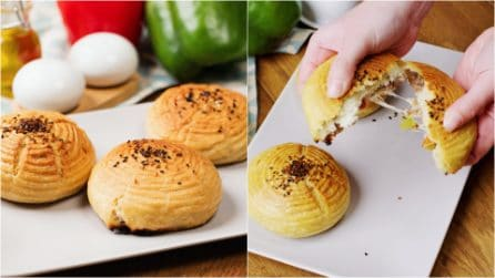 How to make the most amazing buns ever with a spider strainer skimmer!