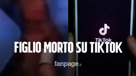Pubblica il video del figlio morto su TikTok: rimosso solo dopo 10 milioni di visualizzazioni