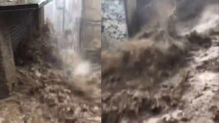 Nuoro, tragedia per il maltempo: a Bitti due morti e due dispersi, famiglie evacuate