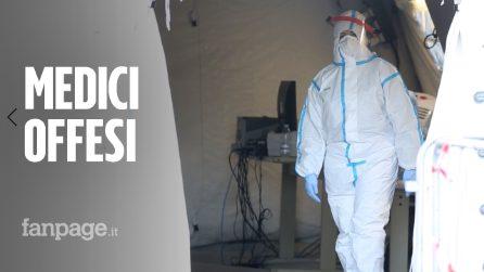 """""""Farabutti tra i medici"""", la Cgil: """"De Luca così alimenta una campagna d'odio"""""""