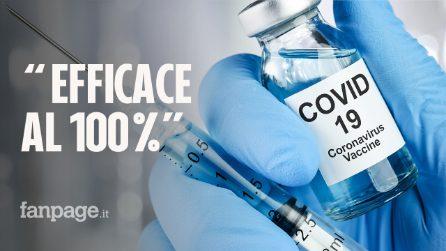 """Vaccino Covid Moderna: """"Efficace al 100% nei casi severi, potrebbe arrivare prima di Natale"""""""