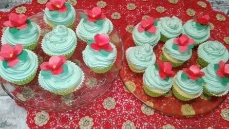 Cupcake natalizi: la ricetta dei dolcetti golosi che conquisteranno tutti