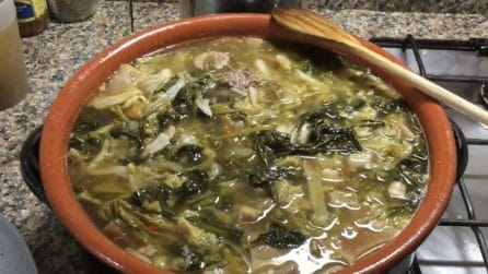 Minestra maritata: la ricetta del piatto caldo e saporito