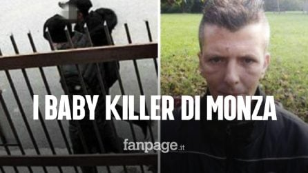 Chi sono i baby killer del 42enne ucciso a Monza: tossicodipendenti a 14 e 15 anni