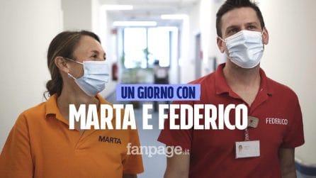 Più di un lavoro: la giornata di Marta e Federico