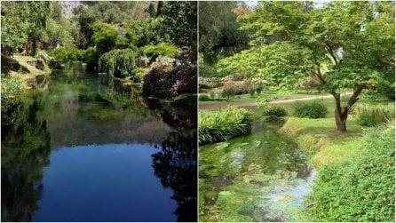 Giardino di Ninfa: uno dei luoghi più romantici al mondo dove vivere un sogno a occhi aperti