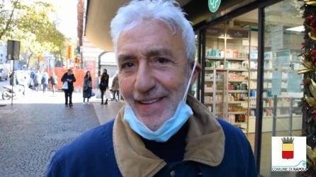 """""""Restituisci la bombola vuota, ci serve piena"""", lo spot del comune di Napoli con Patrizio Rispo"""