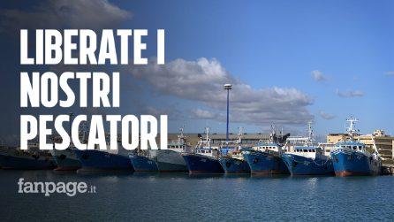 "Trapani, 18 pescatori prigionieri in Libia da tre mesi: ""Liberate i nostri fratelli"""