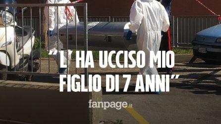 """Delitto di Manfredonia, la svolta: """"Mio figlio di 7 anni ha ucciso il mio compagno per difendermi"""""""