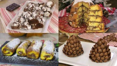 La mattina di Natale inizia con la dolcezza! Prova queste 4 ricette natalizie super golose!