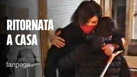 """Bruciata dall'ex, Antonietta Rositani a casa dopo 2 anni in ospedale: """"Ora voglio tornare al lavoro"""""""