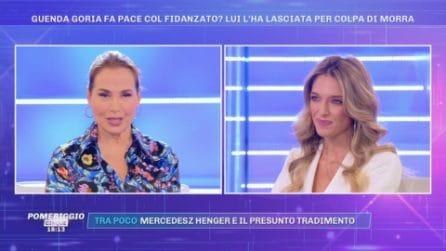 "Guenda Goria: ""Ho baciato Telemaco Dell'Aquila"""
