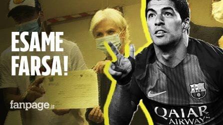 Esame Suarez, conosceva già i contenuti della prova: indagati i dirigenti della Juventus