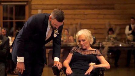 L'amore ha sconfitto la SLA per un giorno: l'ultimo ballo tra Scooter e sua madre