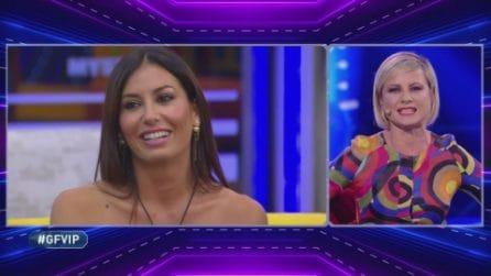 Grande Fratello VIP - Elisabetta Gregoraci contro tutti