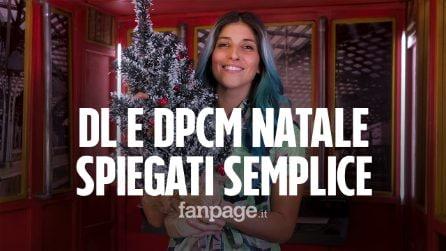 DPCM e decreto Natale: come funziona per spostamenti, coprifuoco, congiunti, viaggi, negozi e scuola