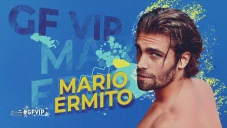 Grande Fratello Vip, Mario Ermito: la clip di presentazione